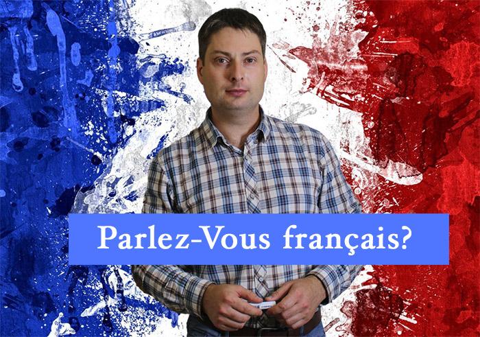 Курс разговорного французского языка. Cours de français FLE – niveau A1.2